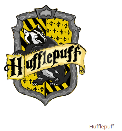 Hufflepuff results