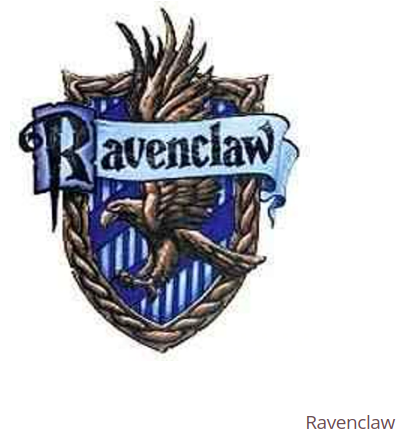 Ravenclaw results