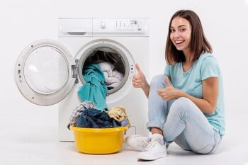 a laundry day